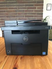 Dell C1765nfw Color Multifunktions Drucker