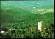 Burgruine Ginsburg alte Postkarte