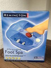 Foot Spa von Remington