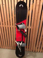 Cobble Snowboard und Boots Größe