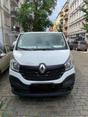 Renault Traffic mieten ab 59