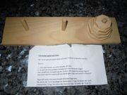 Türmchenspiel Holzspielzeug Geschicklichkeitsspiel