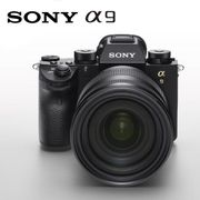 Sony a9 spiegellose