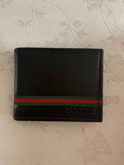 Gucci Portemonnaie Portmonee schwarz Herren
