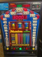 Spielautomat Phantom von Bally Wulff