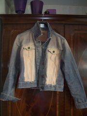 Damenbekleidung Jeansjacke - Gr 38 si