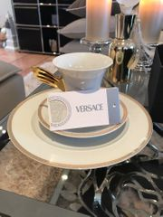 Rosenthal Versace Medusa Gold Meandre