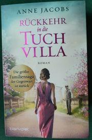 Buch Rückkehr in die Tuchvilla