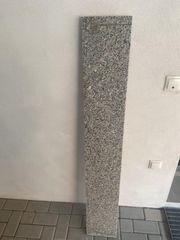Fensterbank Palace Granit grau außen