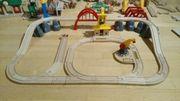 BRIO Holz Eisenbahn mehrteilig
