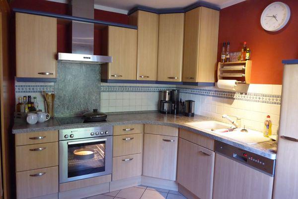 Küche in L Form zu