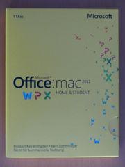Microsoft Office mac 2011 Home