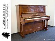 Schönes Grotrian-Steinweg Klavier - Jugendstil mahagoni