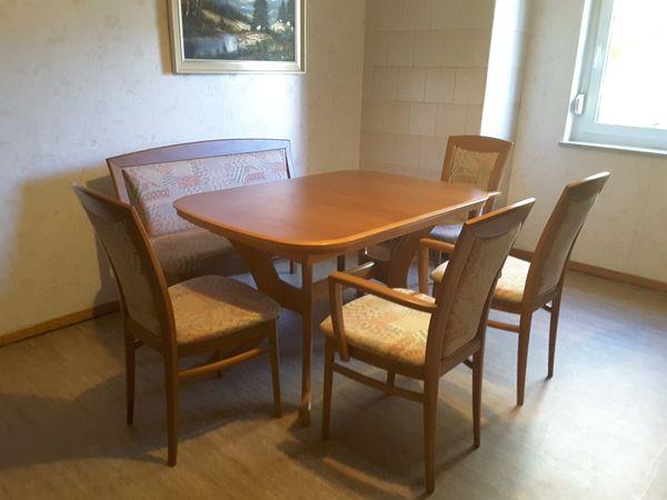Esszimmer Tischgruppe In Gerlingen Speisezimmer Essecken Kaufen