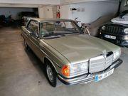 Mercedes 230 CE W123