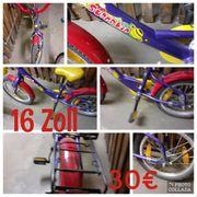 2 Kinderfahrräder