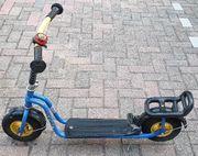 Puky Roller blau zu verkaufen