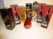 Spiritosen 8 Flaschen ungeöffnet von