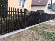 Metallzaun aus Polen Tore Zaun