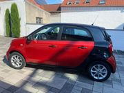 Smart forfour 45kW 61 PS