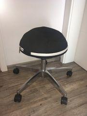 Tchibo ergonomischer Rollhocker Sitzhocker