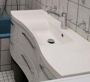 Badmöbel Waschtisch Wasserhahn