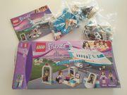 Lego Friends Heartlake Jet 41100