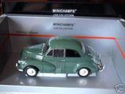 Morris Minor grün Minichamps in