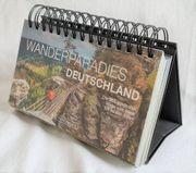 Tischkalender Wanderparadies Deutschland