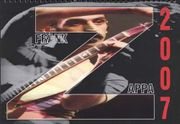 Frank Zappa Tischkalender 2007 und