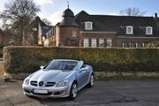 Sehr gepflegter Mercedes SLK 350