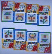 Steckspiel Ministeck Lernspielzeug 4 oder