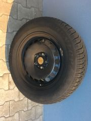 4 Dunlop Winterreifen 215 65