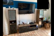Wohnwand inkl Sideboard