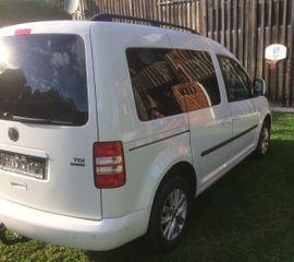 VW Caddy TDI: Kleinanzeigen aus Andelsbuch - Rubrik VW Sonstige