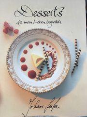 Kochbuch Desserts die mein Leben
