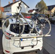 Paulchen Fahrradträger für Ford Kuga