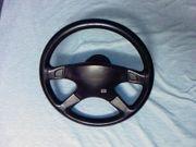 Nissan Leder Lenkrad