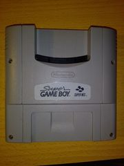 Super Game Boy Adapter