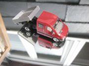 Siku--3538--MB Manschaftswagen Pritsch--Kippbar