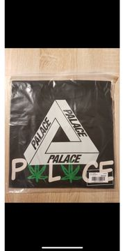 Palace Pwlwce T-Shirt black M