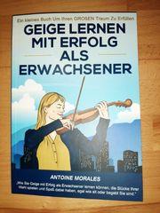 Geige lernen als Erwachsene r