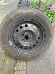 Reifen 215 70R16 auf Felgen