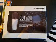 CO 1 Studio condenser microphone