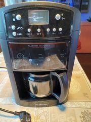 Klarstein Aromatica Kaffeemaschine incl Mahlwerk