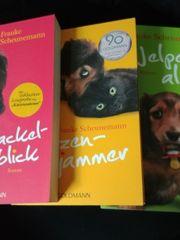 Frauke Scheunemann - Dackelblick Katzenjammer Welpenalarm