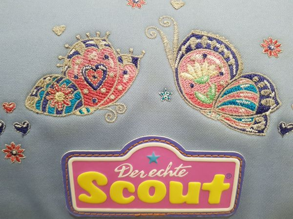 Scout Schulranzen Set