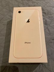 IPhone 8 -64GB- funktioniert einwandfrei