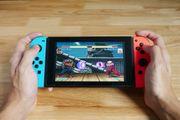 Nintendo switch 3 Monate alt