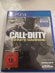 PS4-Spiel - Call of Duty Infinite